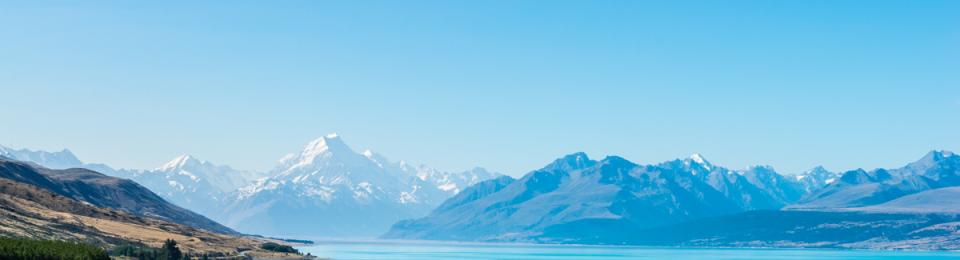 Featured Photo: Lake Pukaki