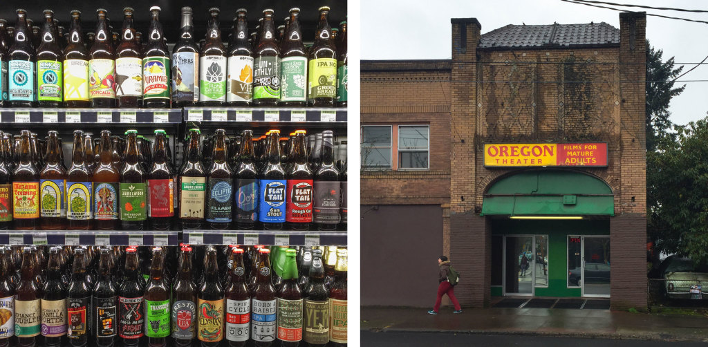Portland - Street Scenes