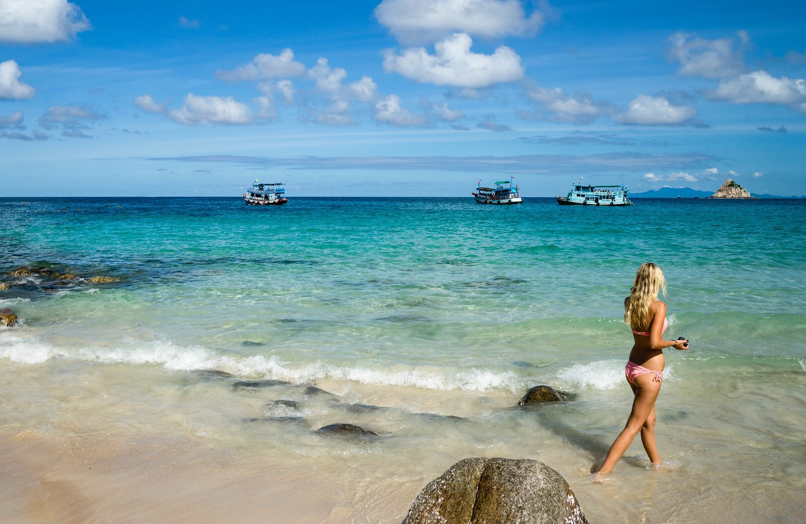 Koh tao 39 s best beaches nomad photographer for The best beach resorts in the world
